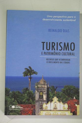 livro turismo e patrimônio cultural reinaldo dias
