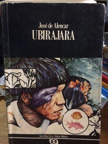 livro ubirajara - jose de alencar