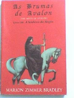 livro um : as brumas de avalon - marion zimmer bradley