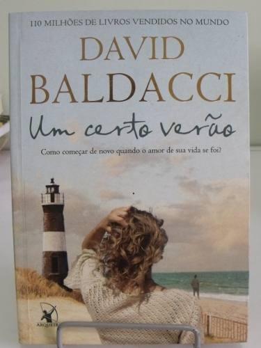 livro um certo verão david baldacci