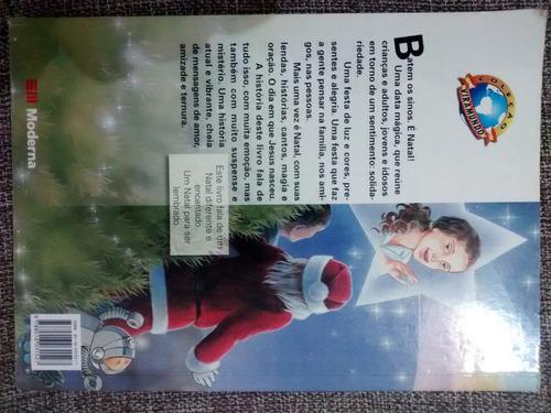 livro: um natal bem diferente - julieta de godoy ladeira