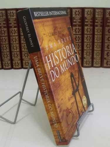 livro - uma breve história do mundo  - geoffrey blainey