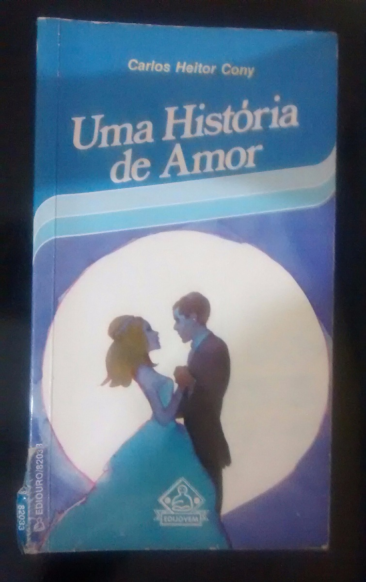 livro uma historia de amor carlos heitor cony