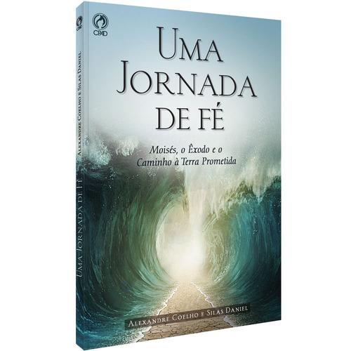 livro uma jornada de fé - promoção