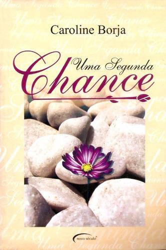 livro uma segunda chance romance literatura cultura nacional