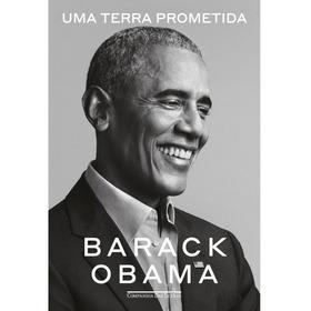 Livro Uma Terra Prometida - Barack Obama