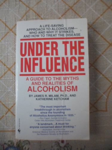 livro - under the influence a guide to the myths