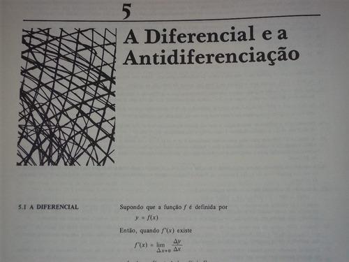 livro universitario calculo com geometria analitica ed 1976
