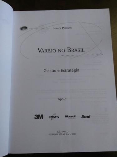 livro varejo no brasil, gestão e estratégia/2000