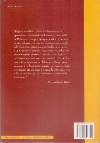 livro viagem ao norte do brasil 1613-1614 yves d'evreux 440p