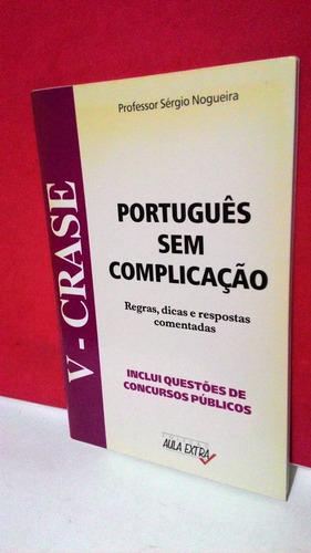 livro vocabulário vol.8 português sem complicação- sérgio n.