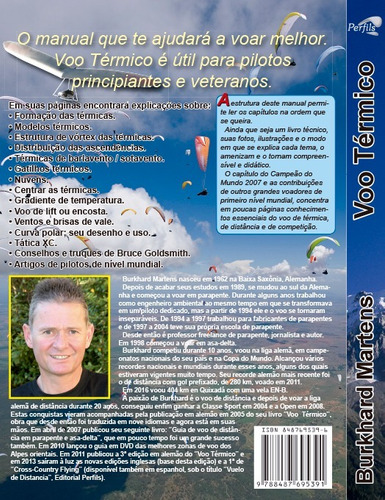 livro voo térmico em português