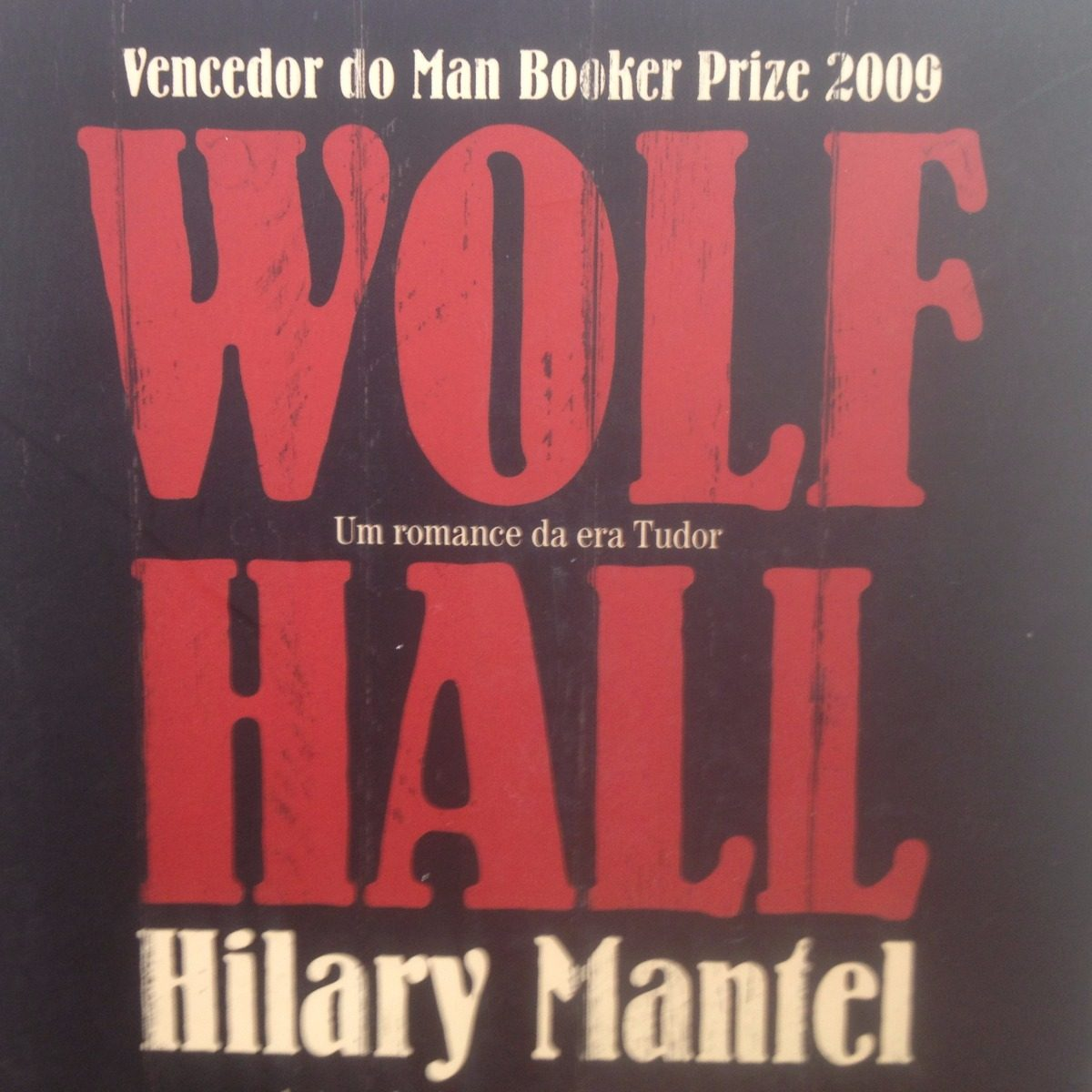 Livro wolf hall hilary mantel
