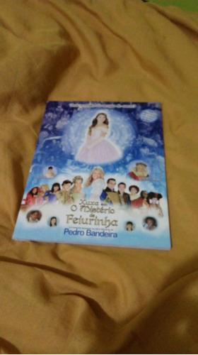 livro xuxa em o mistério de feiurinha