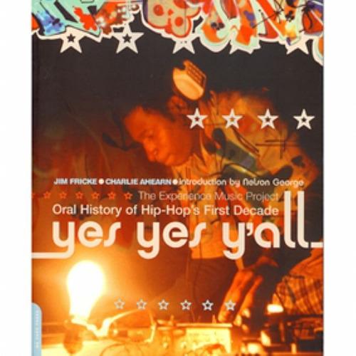 livro - yes yes y'all - hip-hop break dance dj rap