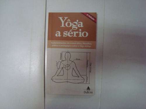 livro - yôga a sério