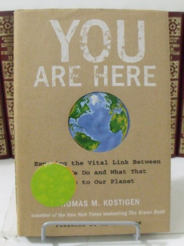 livro - you are here