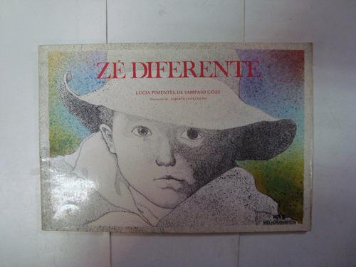 livro - zé diferente - lúcia p. s. góes