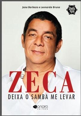 livro zeca pagodinho deixa o samba me levar - novo