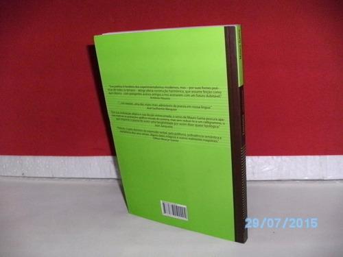 livro zoozona seguido marcas na noite- mauro gama 1ªedç/2008