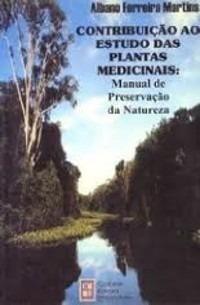 livro:contribuição ao estudo das plantas medicinais albano f
