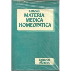 Materia Medica Boericke Pdf