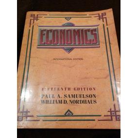 Paul A Samuelson Economics Book