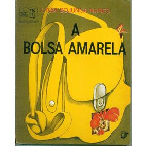 d3f420982 A Bolsa Amarela Lygia Bojunga Nunes - Livros no Mercado Livre Brasil