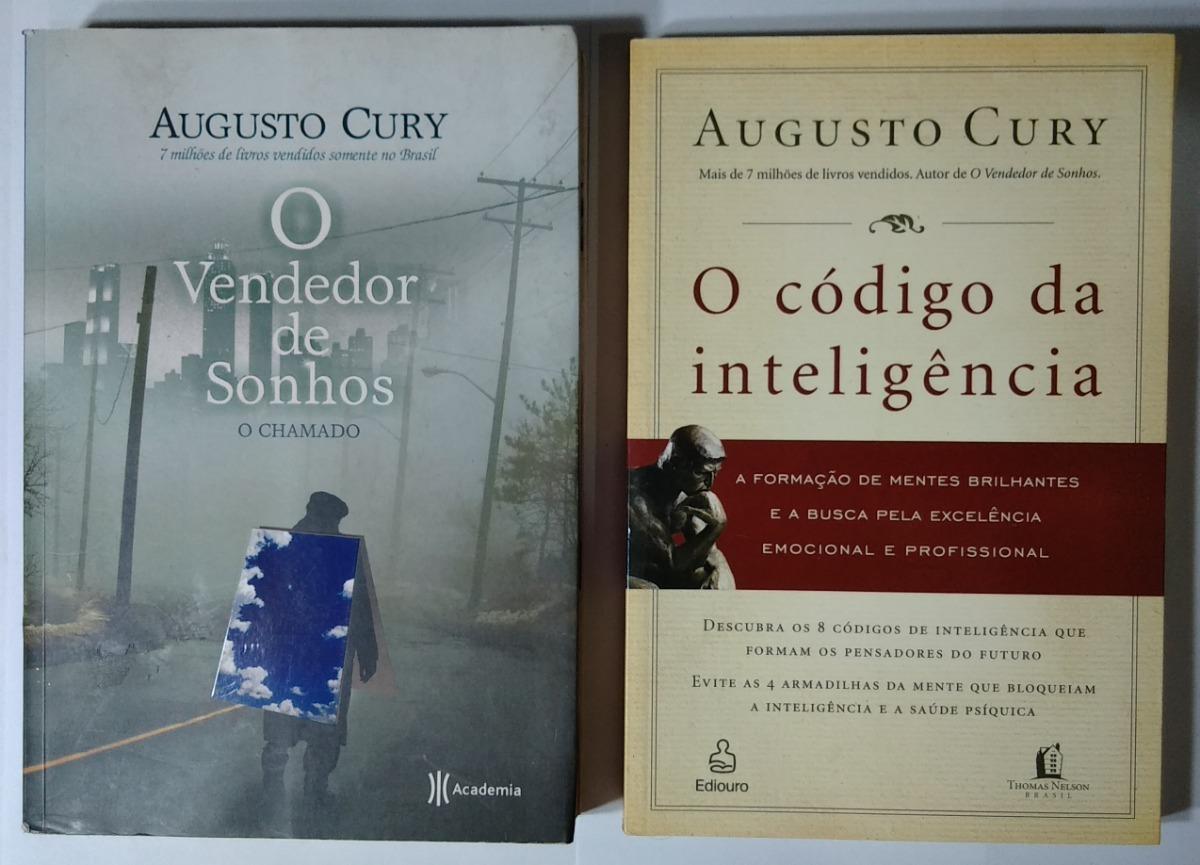 Tag Livros De Augusto Cury O Vendedor De Sonhos