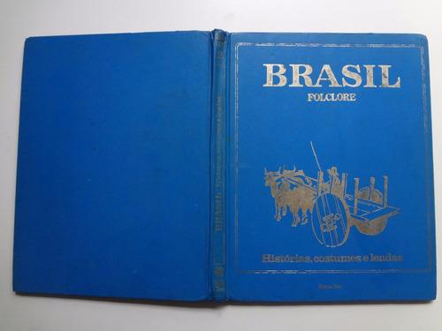 livros brasil folclore histórias costumes e lendas