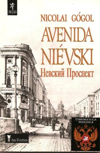 livros dois bilingues russo-port, primeiro amor av nievski +