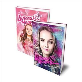 8c70512f59a31 Kit O Diário De Larissa Manoela E O Mundo De Larissa Manoela. R  42