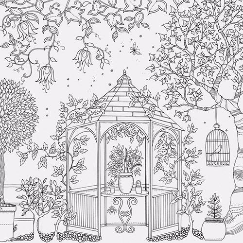 Livros Jardim Secreto E Floresta Encantada Lapis Cor 36 R