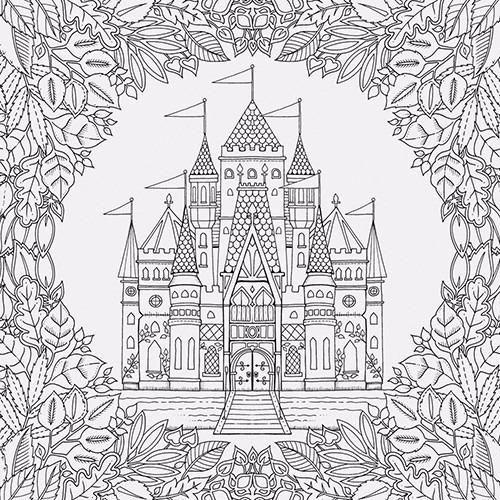 Livros Jardim Secreto E Floresta Encantada + Lápis Cor 36 # - R$ 64,90 em Mercado Livre
