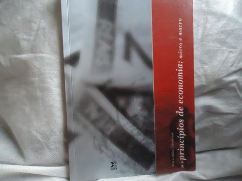 livros princípios de economia micro e macro