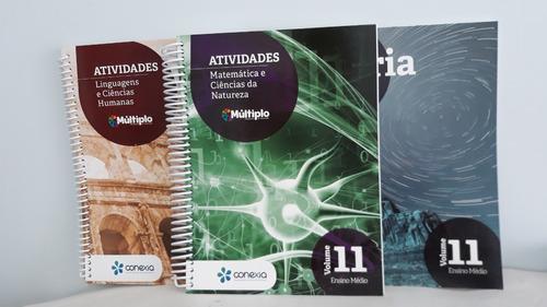 177eac8a1 Livros Proposta De Ensino Múltiplo Volume 11 - Novo - R  35