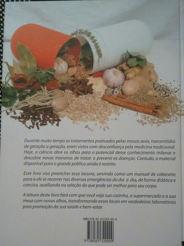 livros saúde total: guia de prevenção + receitas culinárias