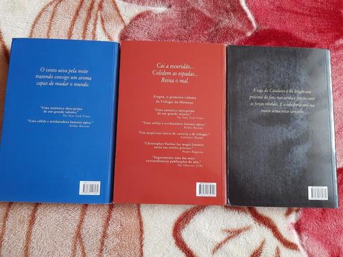 livros trilogia da herança