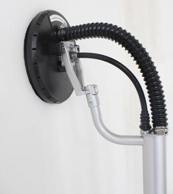 lixa com velcro nº 120 para lixadeiras de parede 10 unidades