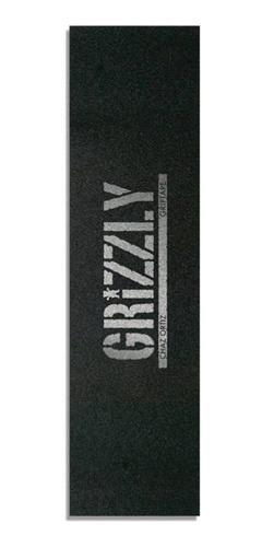 lixa grizzly griptape skate pro model chaz ortiz  emborrachada  original importada