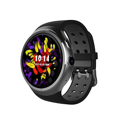lixada smart watch 1gb ram 16gb rom bt  gps reloj  wifi smar