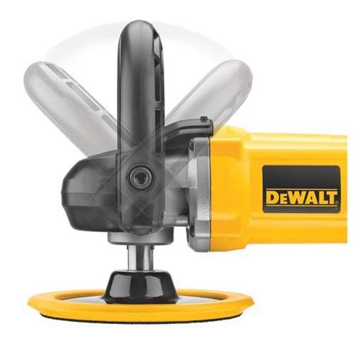 lixadeira e politriz 7 / 9 1250 watts - dwp849x - dewalt