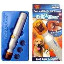 lixadeira produto pet shop pedicure cães e gatos
