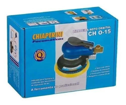 lixadeira roto orbital ch o-15 chiaperini com base 6