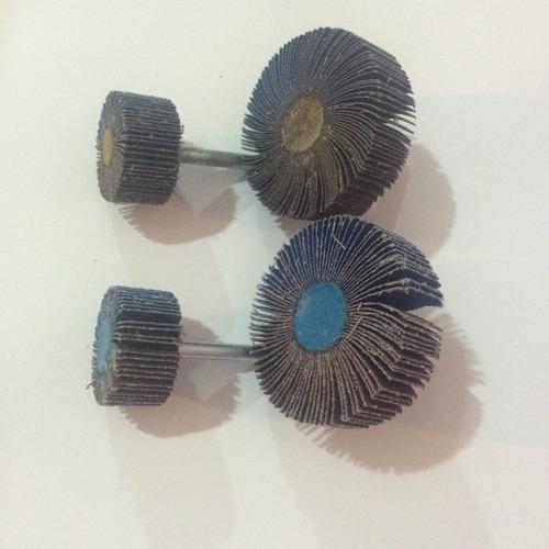 lixas rotativas  para furadeiras ou retificas