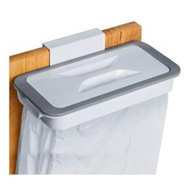 Lixeira Acoplável Para Cozinha Suporte De Saco De Lixo Fácil
