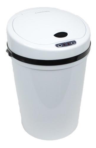lixeira automatica 9 litros com sensor de abertura grande