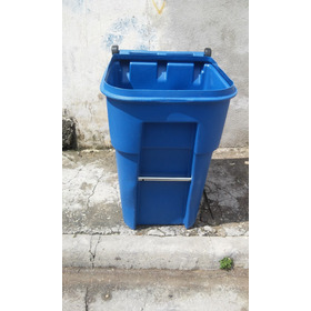 Lixeira Container Rubbermaid 9w21 - Fg9w2173blue