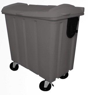 lixeira / contentor de lixo 500 litros ( contêiner plást )