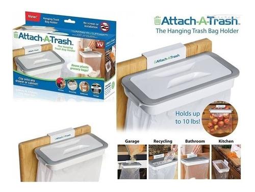 lixeira de cozinha para porta cesto suporte porta sacos lixo